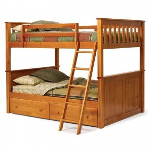wooden-bunk-bed-for-kids